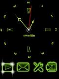 CLOCK scttn25