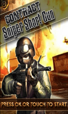 Contract Sniper Short Gun