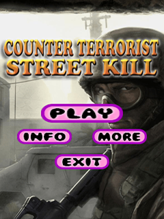 Counter Terrorist Street Kill