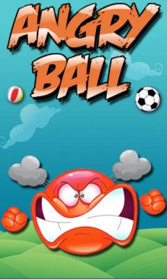 Crazy Angry Ball
