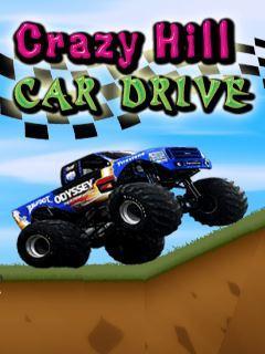 Crazy Hill CAR DRIVE Free