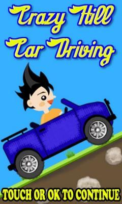 Crazy Hill Car Driving