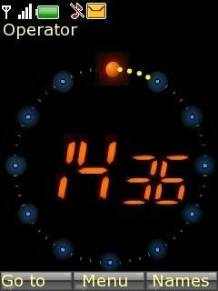 Digital Clock 4  U