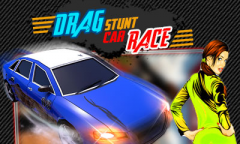 DRAG STUNT CAR RACE