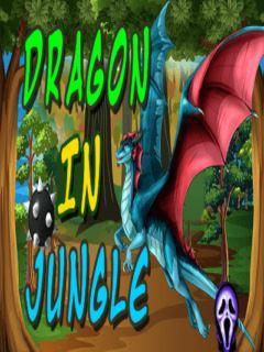 DRAGON IN JUNGLE