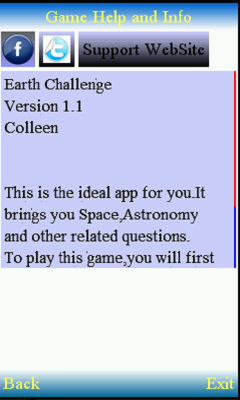 Earth Challenge Puzzle