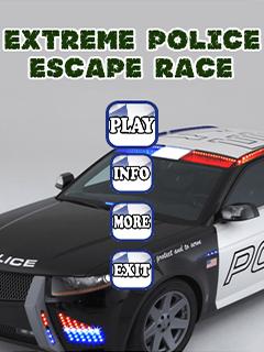 Extreme Police Escape Race