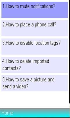Facebook Messengers