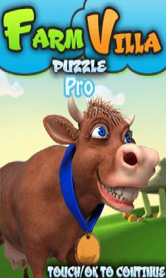 Farm Villa Puzzle Pro_free