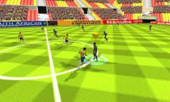 Football fever java game New