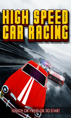 Free - High Speed Car Racing