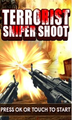 free-Terrorist Sniper Shoot