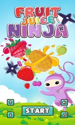 Fruit Juice Ninja