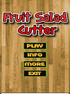 Fruit Salad Cutter