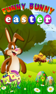 Funny Bunny Easter