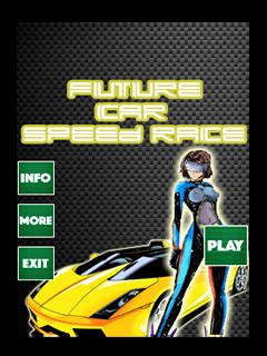 Future Car Speed Race