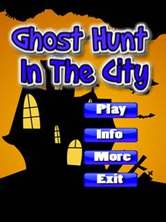 Ghost Hunt In City