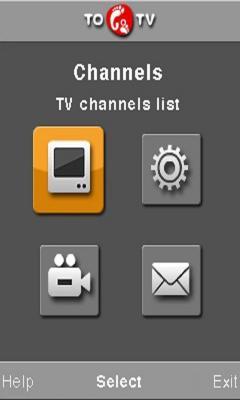 Go TV online