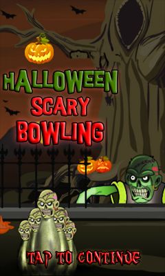 Halloween Scary Bowling J2ME