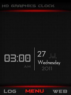Hd Graphics Clock