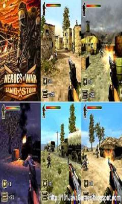 Heros of war App