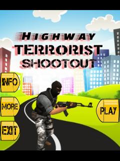 Highway Terrorist Shootout