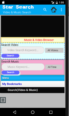 HotStar - Video And MUSIC SEARCH Play