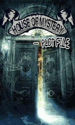 House of mystery  file