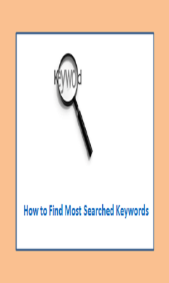 How to Find The Most Searched Keywords