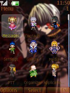Free Download Swf Death Note Clock for Nokia X3-02 - App