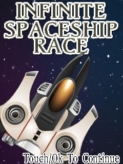 Infinite Space Ship Race