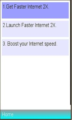 Internet 2x on Android