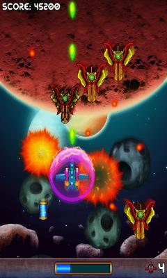 Invaders Strike Game