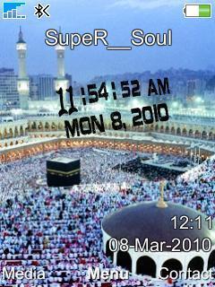 Islamic Clock V2
