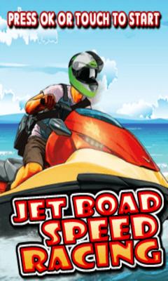 Jet Boad Speed Racing -free