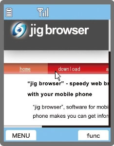 Free Download UC Browser (Java) for Java - App