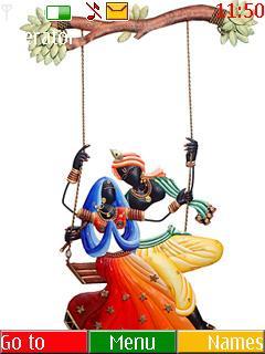 Krishna With Tone -