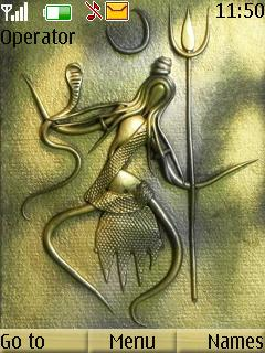 Lord Shiva With Tone