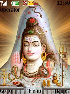 Lord Siva God