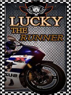LUCKY THE RUNNER