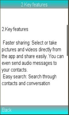 Messengers Manual