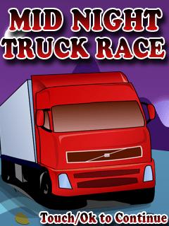 Mid Night Truck Race