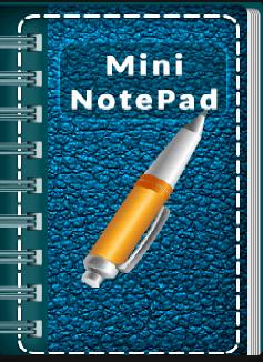 Mini Notepad Free
