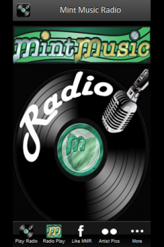 Mint Music Radio - JAVA