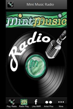 Mint Music Radio - JAVA