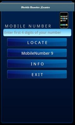 mobile number tracker software