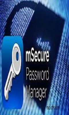 Mobile Password Manager