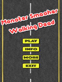 Monster Smasher Walking Dead