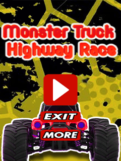 Monster Truck Highway Race