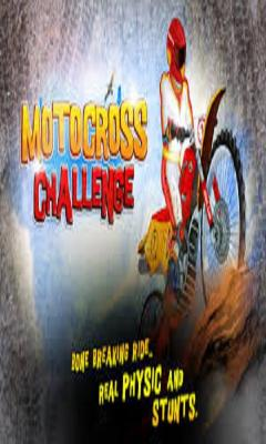 Moto cross chase 3D game
